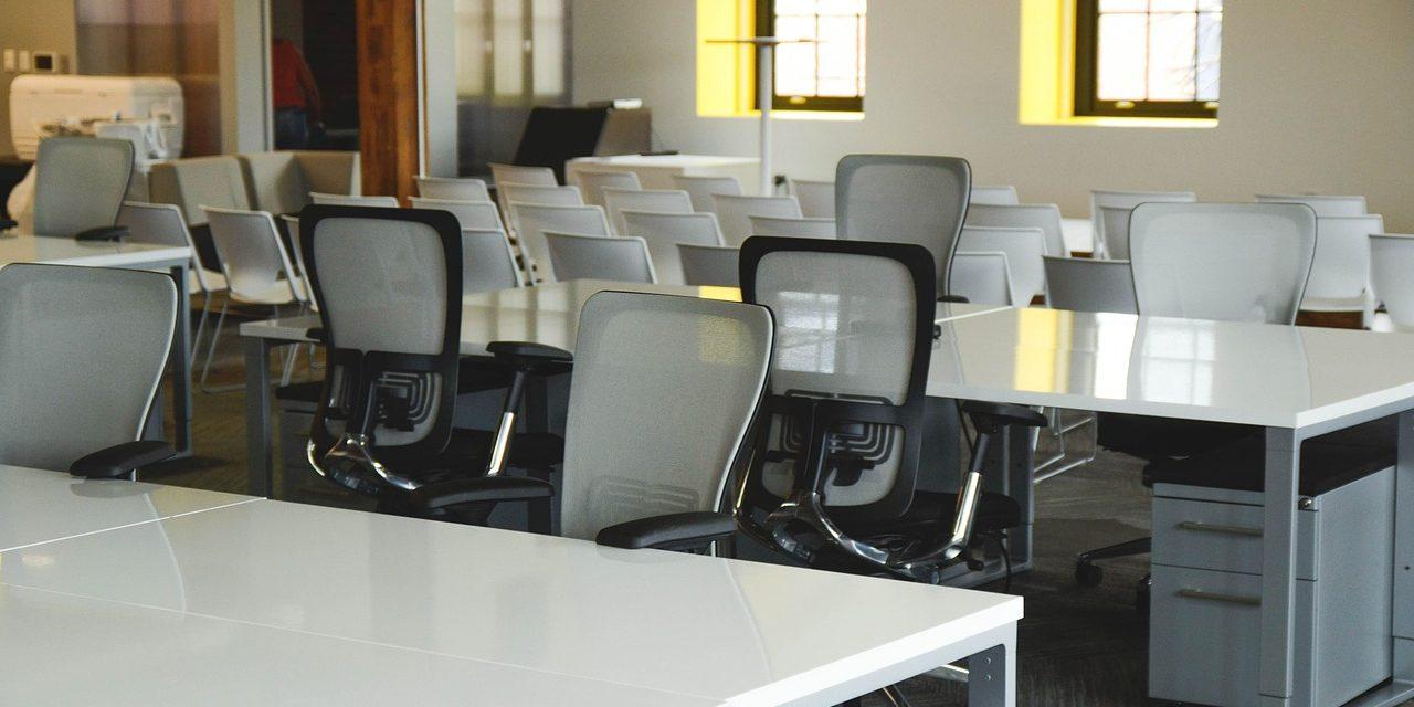 Chaises de bureau : l'importance de l'ergonomie pour vos salariés