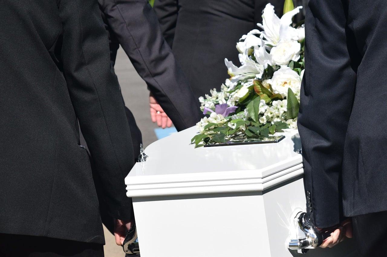 Un enterrement bien organisé