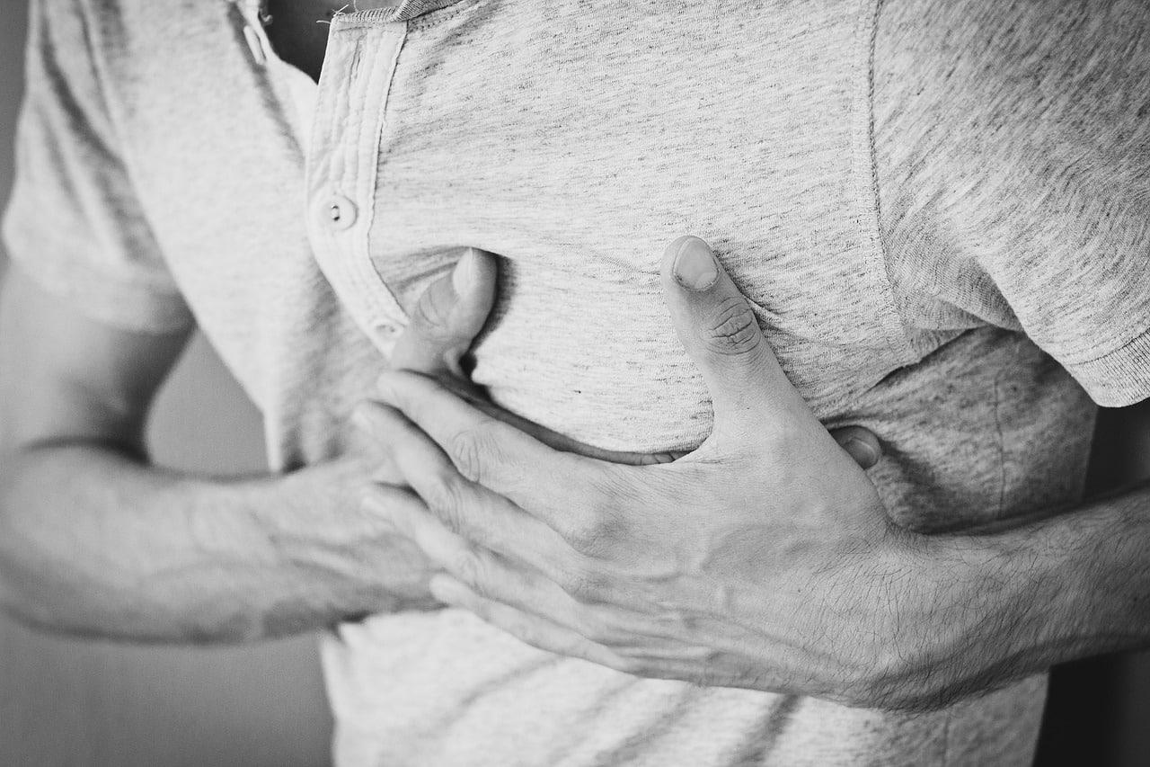 l'infarctus de la myocarde