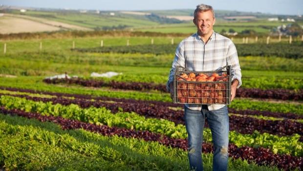Un agriculteur bio