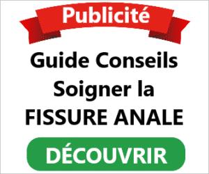 Guide pour soigner la fissure anale