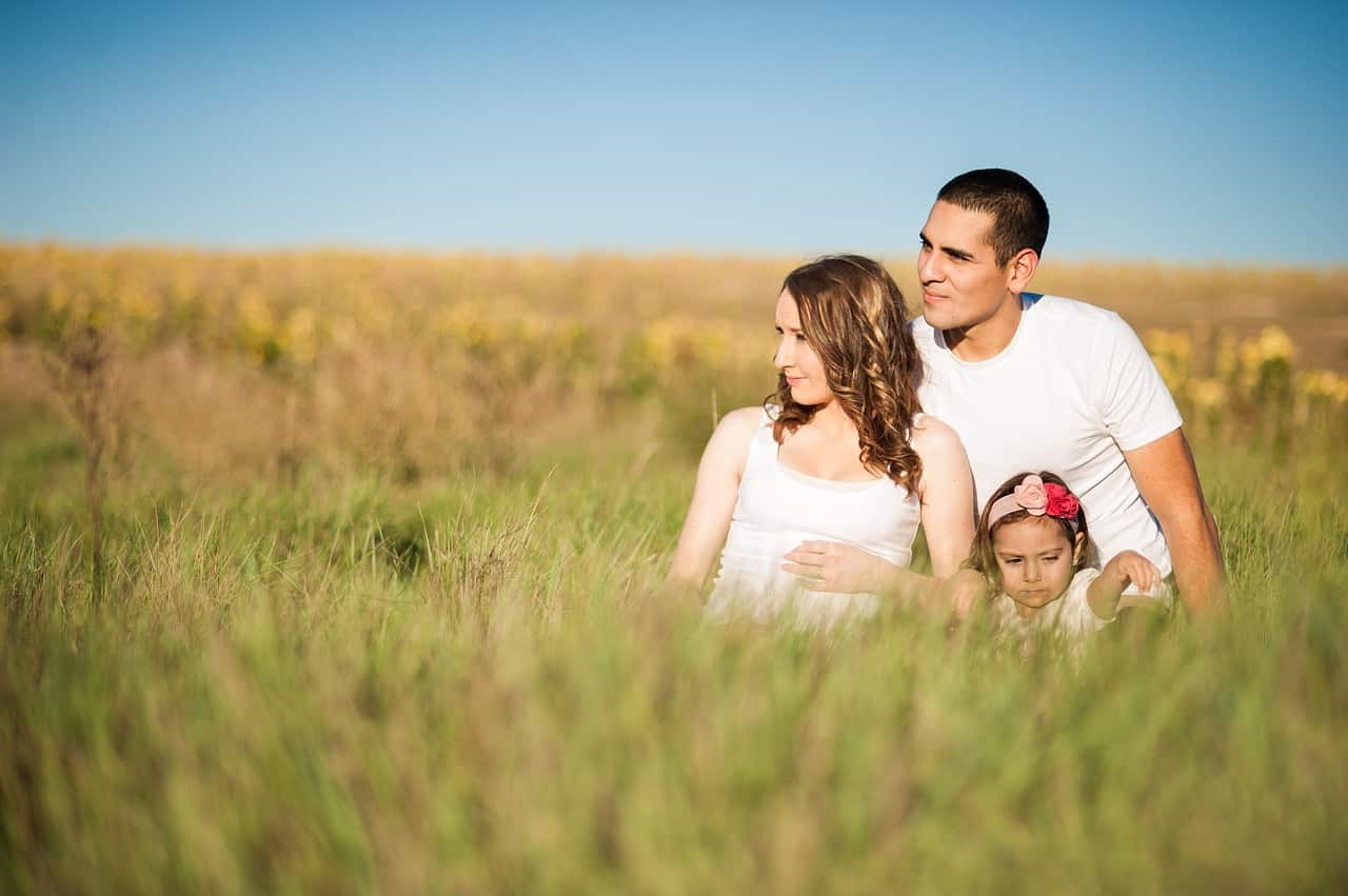 Une famille bien assurée en matière de santé