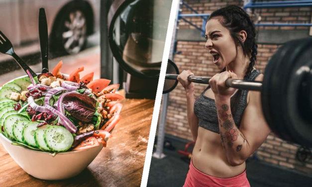 Comment bien s'alimenter pour pratiquer le Crossfit ou le Fitness