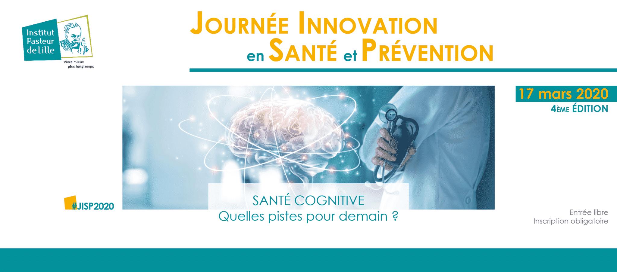 4e Journée Innovation en Santé et Prévention le 17 mars 2020