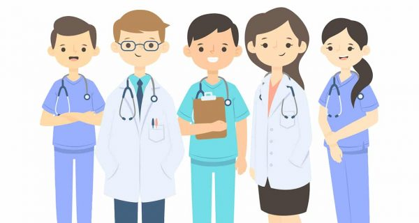 rassemblement corps médical